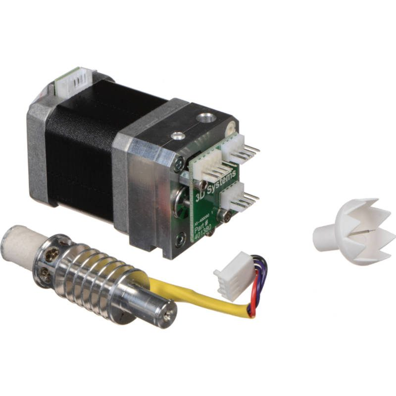 cubepro replacement extruder kit 403888