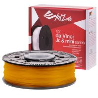 XYZ Gold PLA for the Da Vinci Junior, Da Vinci Nano and Da Vinci Minimaker
