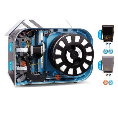 Robox dual extruder 3D printer RBX02