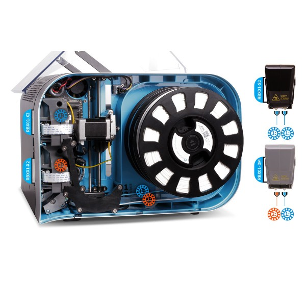 Robox dual extruder 3D printer RBX02