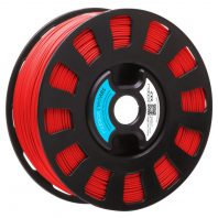 Red TechABS filament for the Robox 3D printer