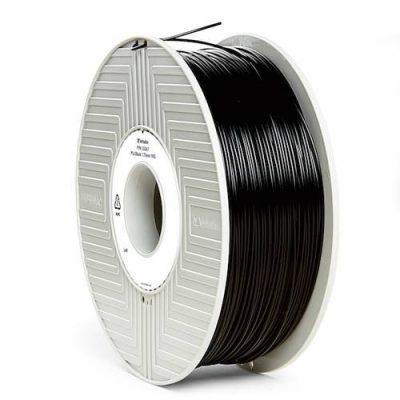 Buy black Verbatim ABS filament in 1.75mm or 2.85mm diameters