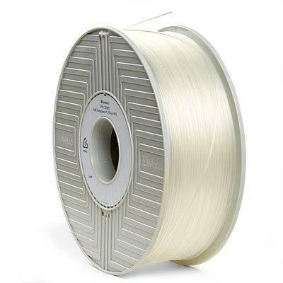 Transparent Verbatim ABS filament in 1.75mm or 2.85mm diameters