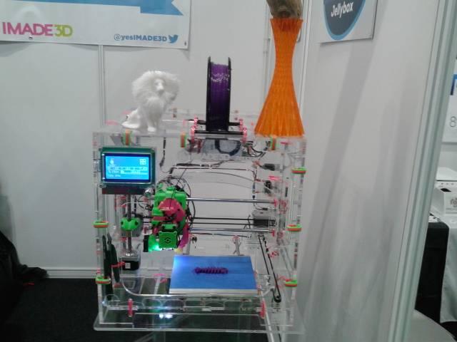 jelly box 3D printer