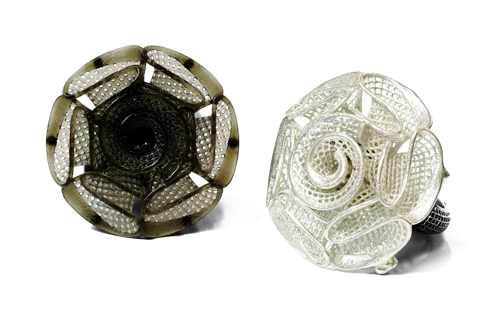The LQ Precision is a high resolution SLA 3D printer ideal for casting jewellery
