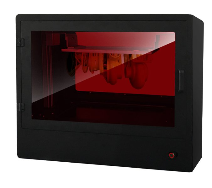 Photocentric's large format dlp 3d printer the Liquid crystal Pro