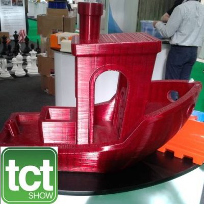 TCT 2017 3D printing show review