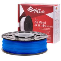 XYZ printing Da Vinci Junior Clear Blue PLA