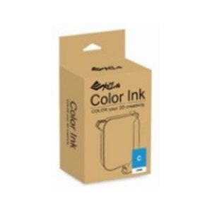 Cyan Da Vinci Color INkjet Cartridge for the XYZ printing Da Vinci Color Full Colour 3D printer