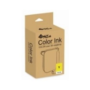 Yellow XYZprinting inkjet cartridge for the Da Vinci Color