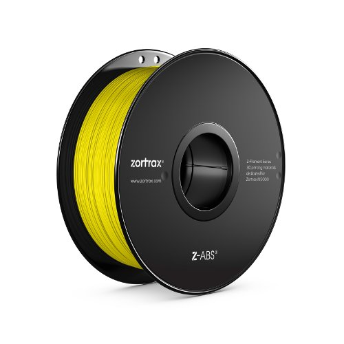 Yellow Z-ABS Zortrax filament