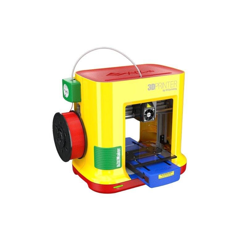The XYZ Da Vinci MiniMaker Desktop 3D Printer For Budding