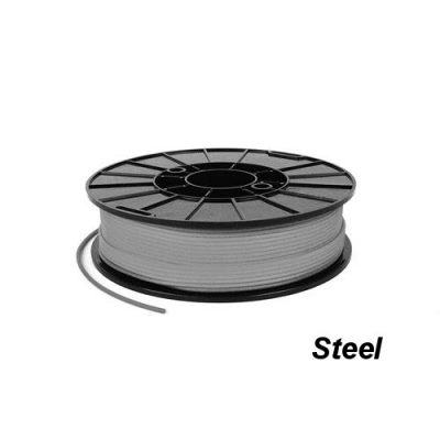 Steel Ninjaflex flexible 3d printer filament