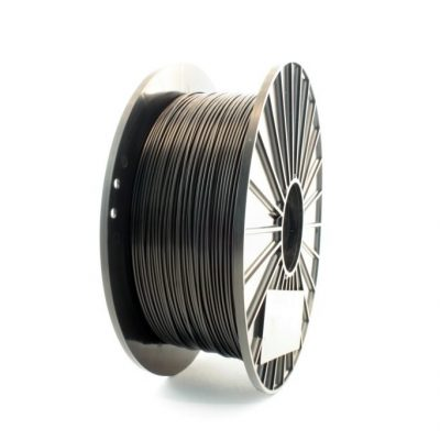 Black Nylon filament for strong functional parts