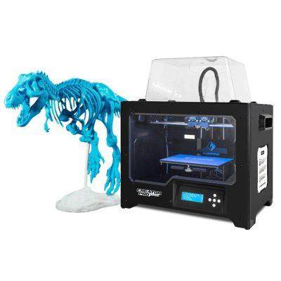 The Flashforge Creator Pro Dual extruder 3D printer
