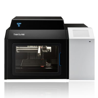 The tiertime X5 low volume manufacturing 3D printer