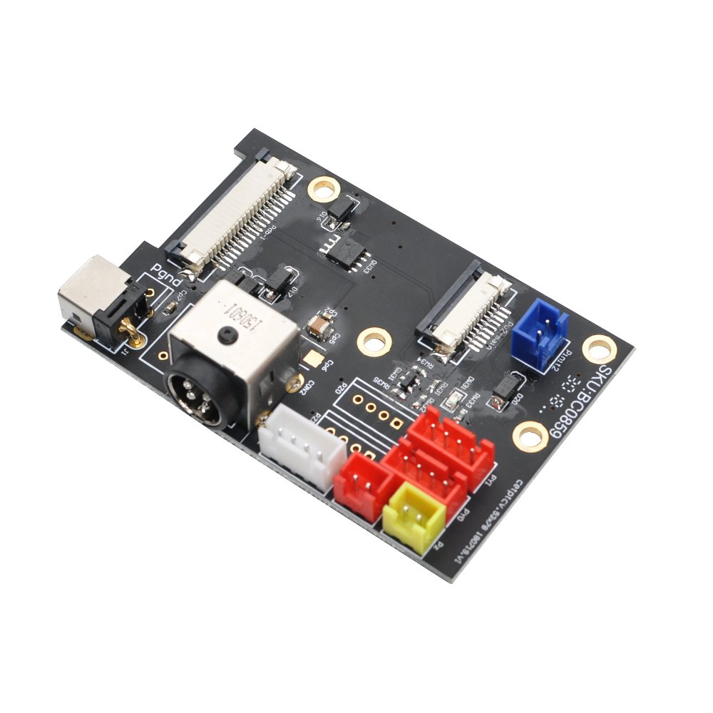 Tiertime Cetus MK3 Extension Board
