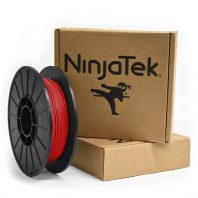 Ninjatek Fire red Cheetah flexible filament
