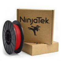 Ninjatek Fire red Cheetah flexible filament