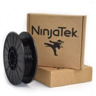 Ninjatek Midnight Black Cheetah flexible filament