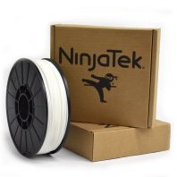 Ninjatek Snow White Cheetah flexible filament