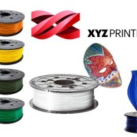 XYZ Printing filament compatibility guide