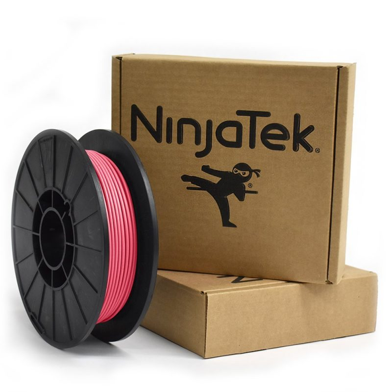 Flamingo Pink Cheetah flexible filament