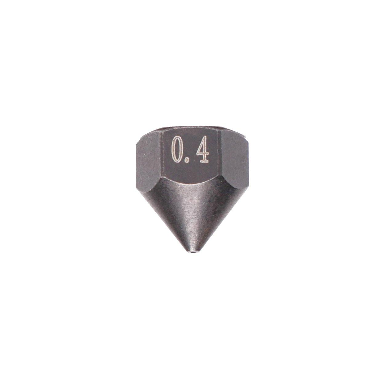 Tiertime Wear Resistant Steel Nozzle - 0.4mm