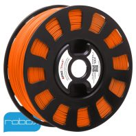 Robox Orange Titan-X ABS filament