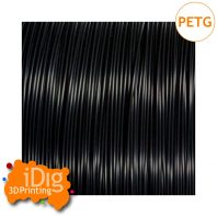 Quality affordable Black PETG 3D printer Filament