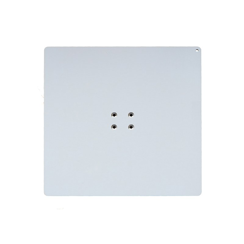 Uncoated Cetus aluminium build plate - 25301