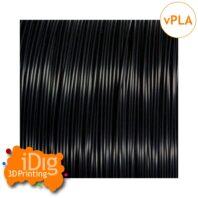 Black conductive v-PLA filament