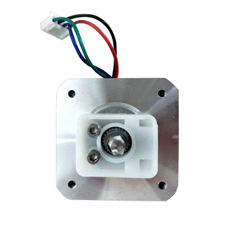 Tiertime extruder motor assembly - BC0133 - top view