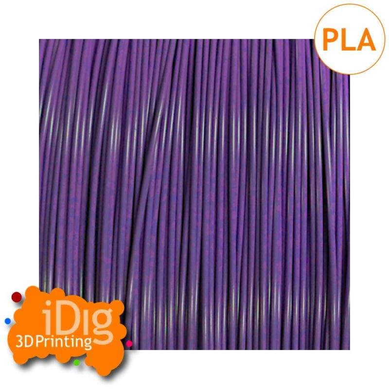 Purple idig3dprinting PLA in 1.75mm and 2.85mm