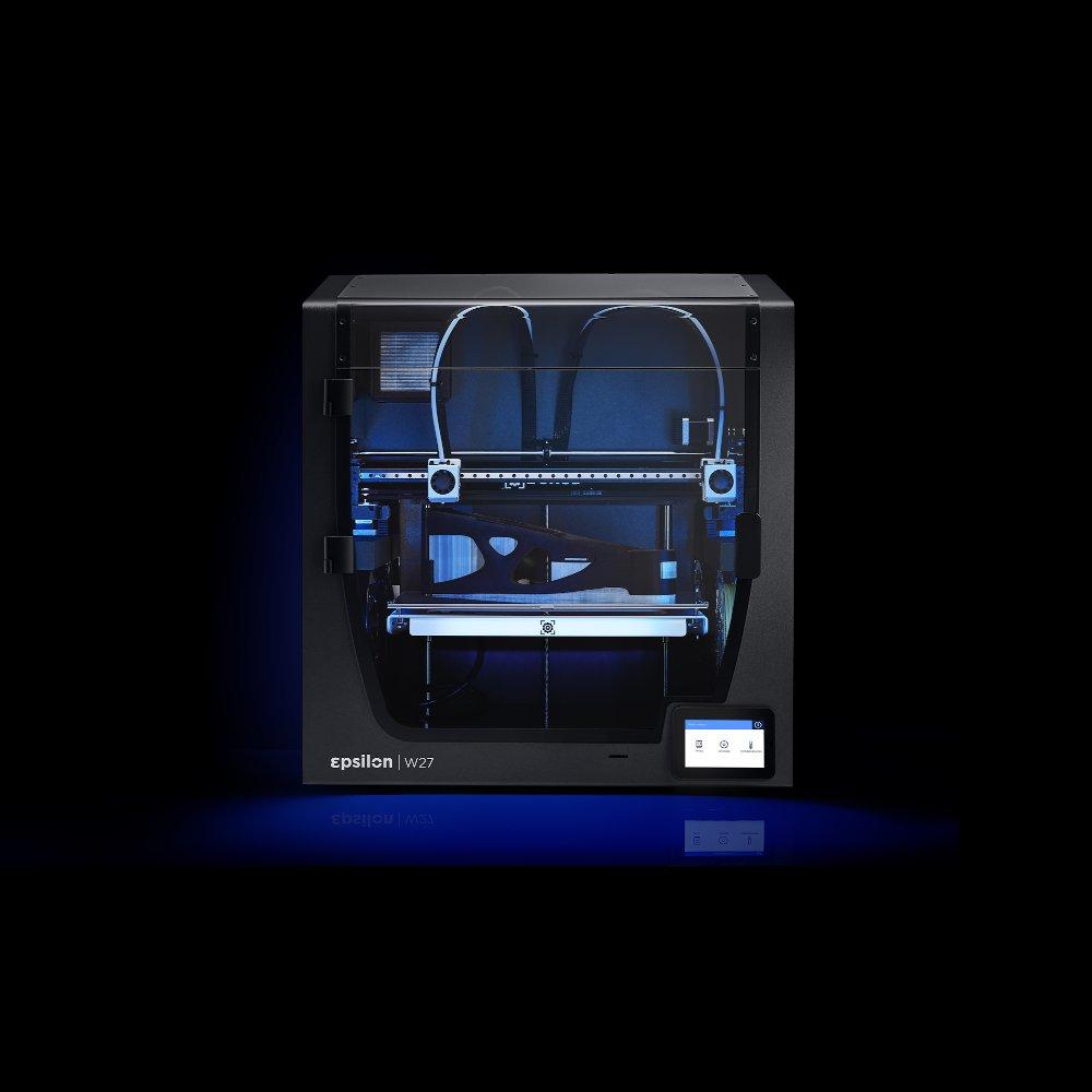 The BCN3D epsilon w27 professional grade 3D printer