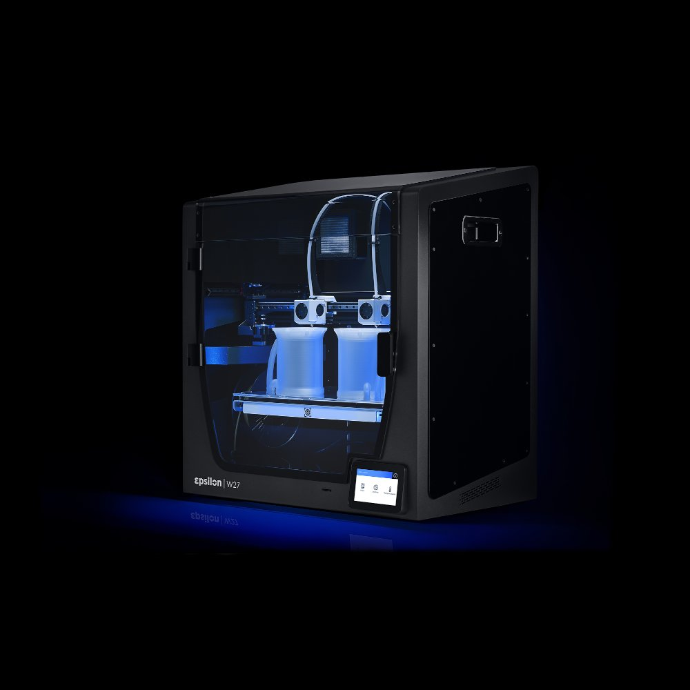 The BCN3D w27 - right view