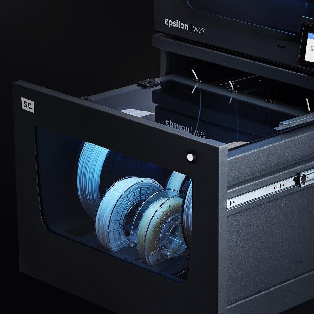 BCN3D Epsilon Smart Cabinet - drying draw