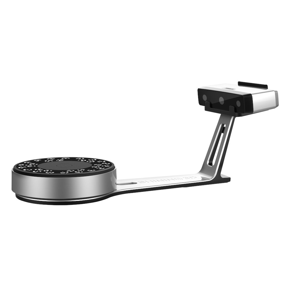 Einscan SP platform 3D scanner