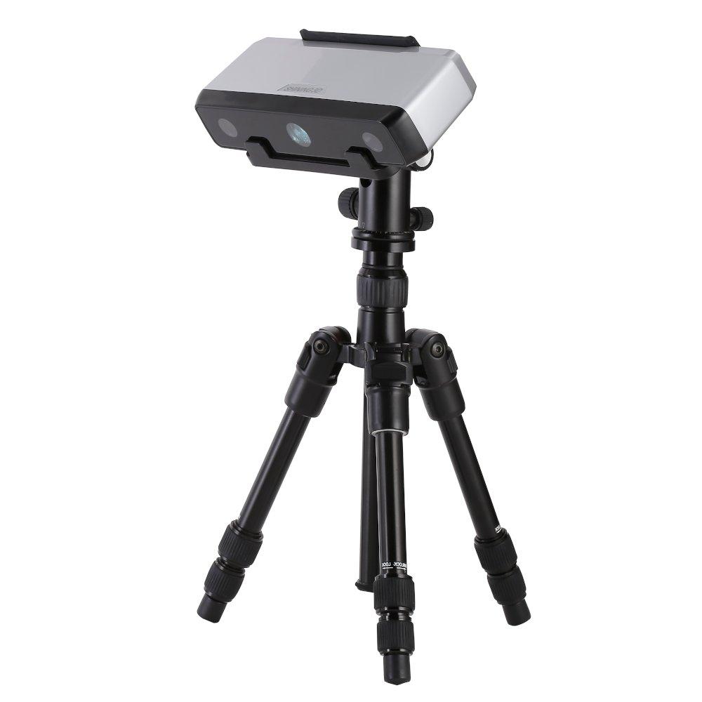Einscan SP platform 3D scanner - scanner head and tripod