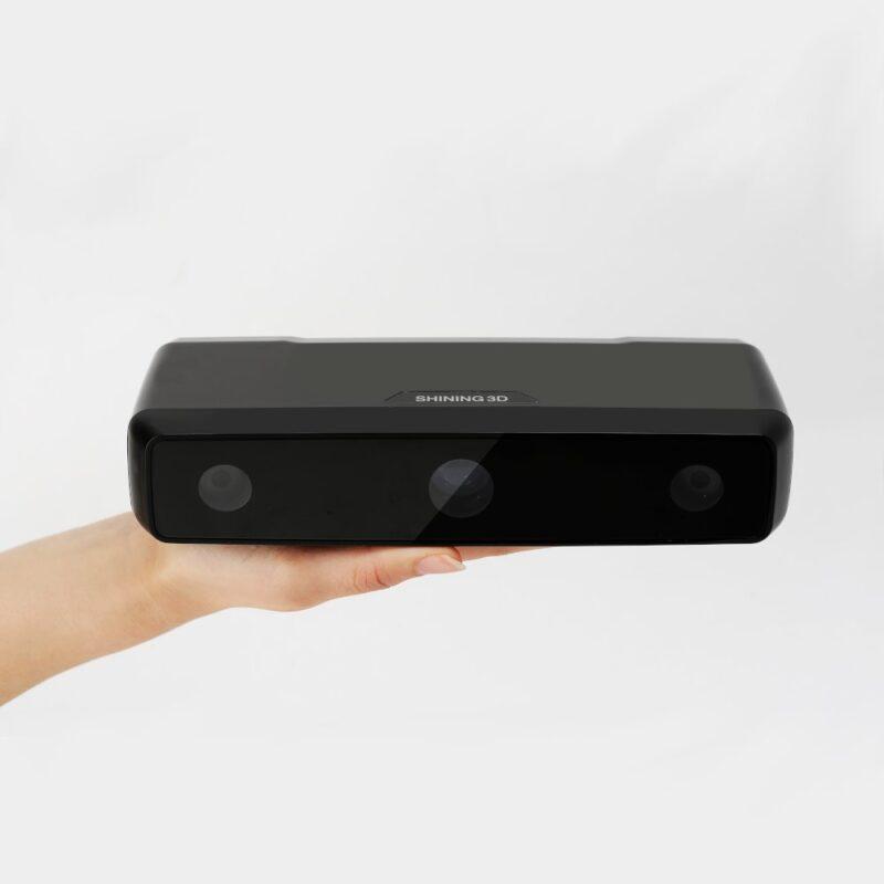 Einscan SE platform 3D scanner head