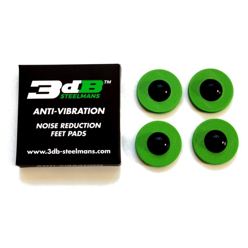 3dB Anti Vibration noise reduction feed pads