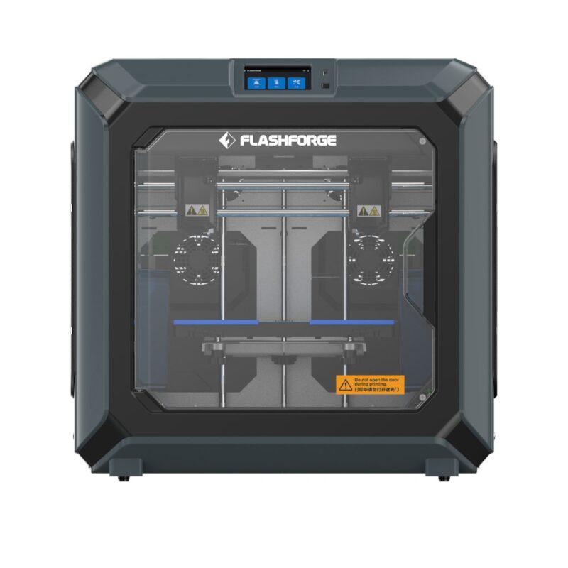 The Flasforge Creator 3 - professional IDEX 3D printer